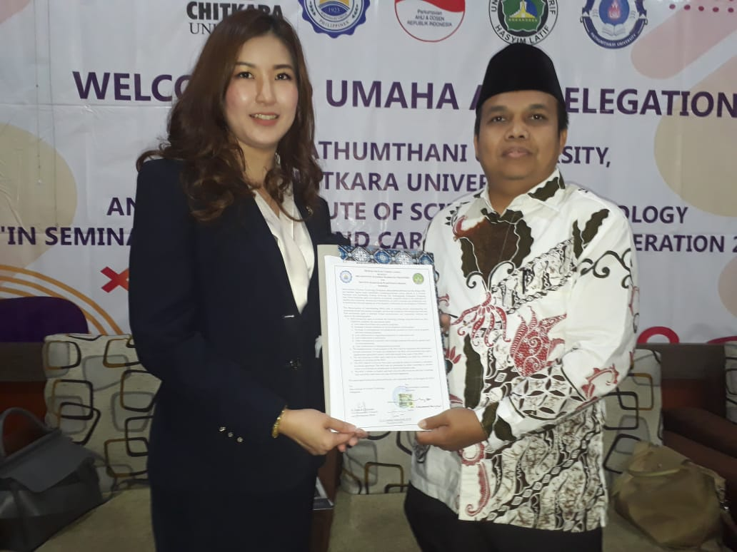 Kampus Luar Negeri Gandeng IAI Syarifuddin Kerjasama Pengembangan Pendidikan