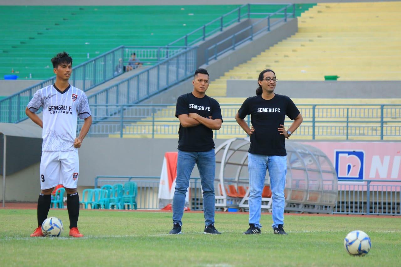 Semeru FC  Lumajang Waspadai Kebangkitan Persegres Diakusisi Supporter