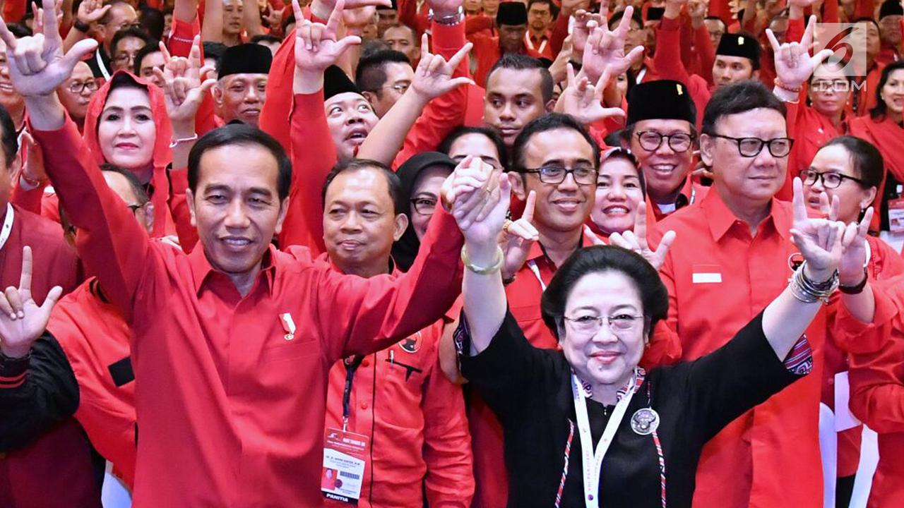 PDIP Pemenang Pemilu 2019 Raup 19.33 Persen