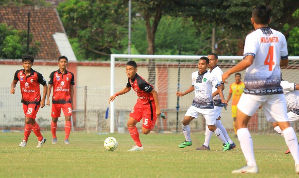 Semeru FC Tumbang dari PSN Ngada di Kandang Sendiri