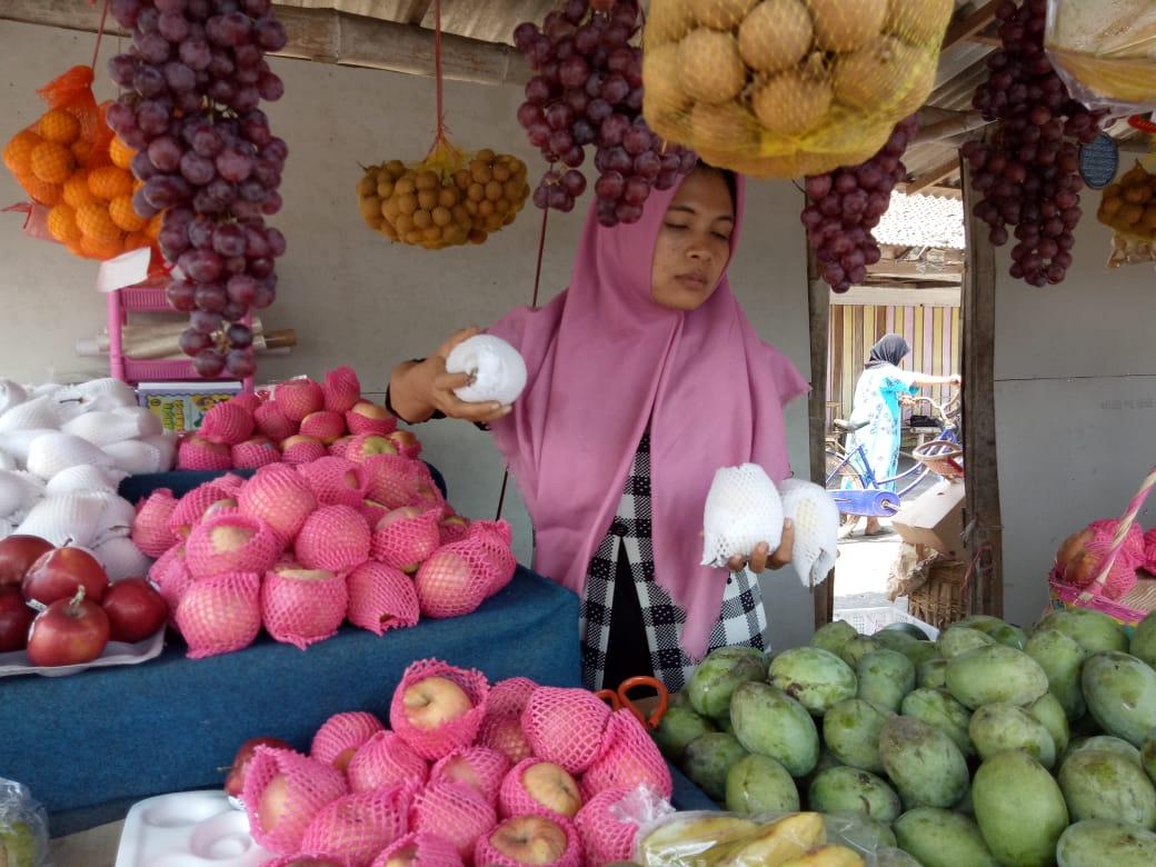Nilai Tukar Rupiah Rendah Berdampak Buah Impor Mahal Bikin Pedagang Menjerit