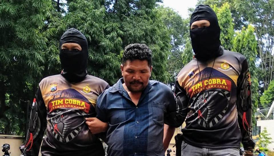 Pelaku Pembacokan Warga Sumberwuluh Dibekuk Polisi Kurang dari 24 Jam