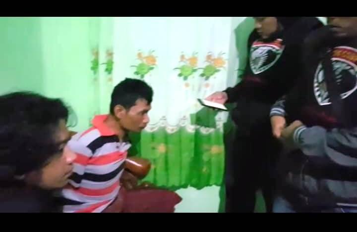 Buronan Pembobol Alfamart Ponorogo Ditangkap Tim Cobra Saat Sembunyi di Lumajang