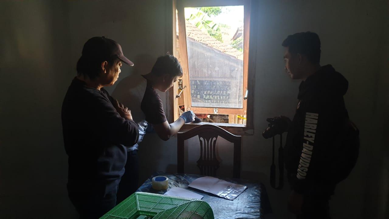 Korban Perampokan Grobogan : Saya Dicekik dan Dikalungi Clurit