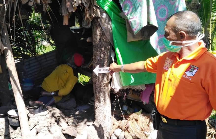 Perempuan Tua Ditemukan Tewas di Gubuk Sawah Candipuro