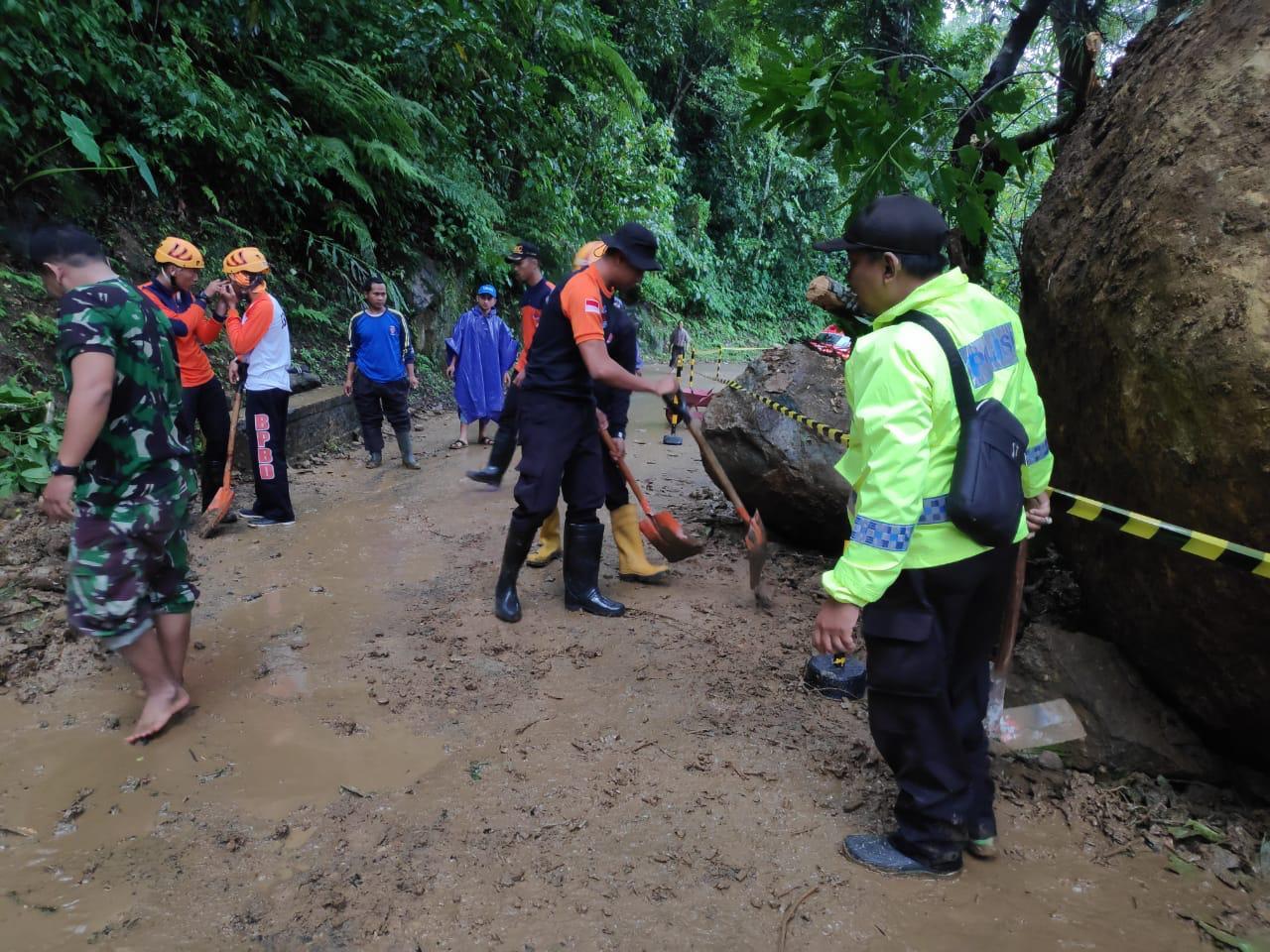 Polisi Himbau Warga Tujuan Ke Malang Dihimbau Tak Lalui Piket Nol Sementara
