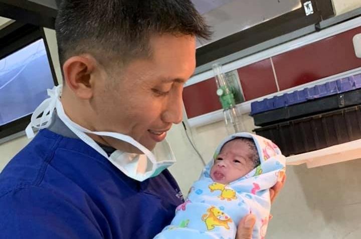 Putri Ke 2 Kapolres Lumajang Lahir Dibanjiri Ucapan Selamat Netiizen