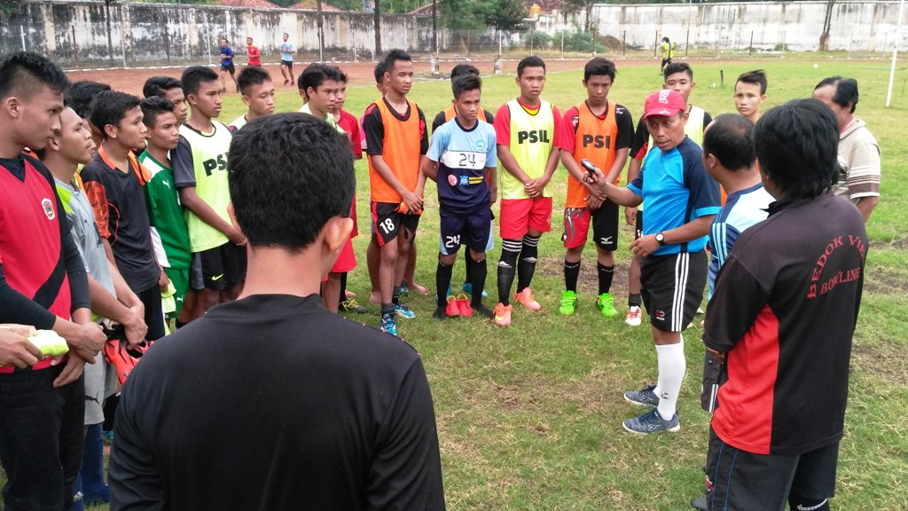 PSSI dan PSIL Tunjuk Putut Sebagai Direktur Teknik Skuad Junior