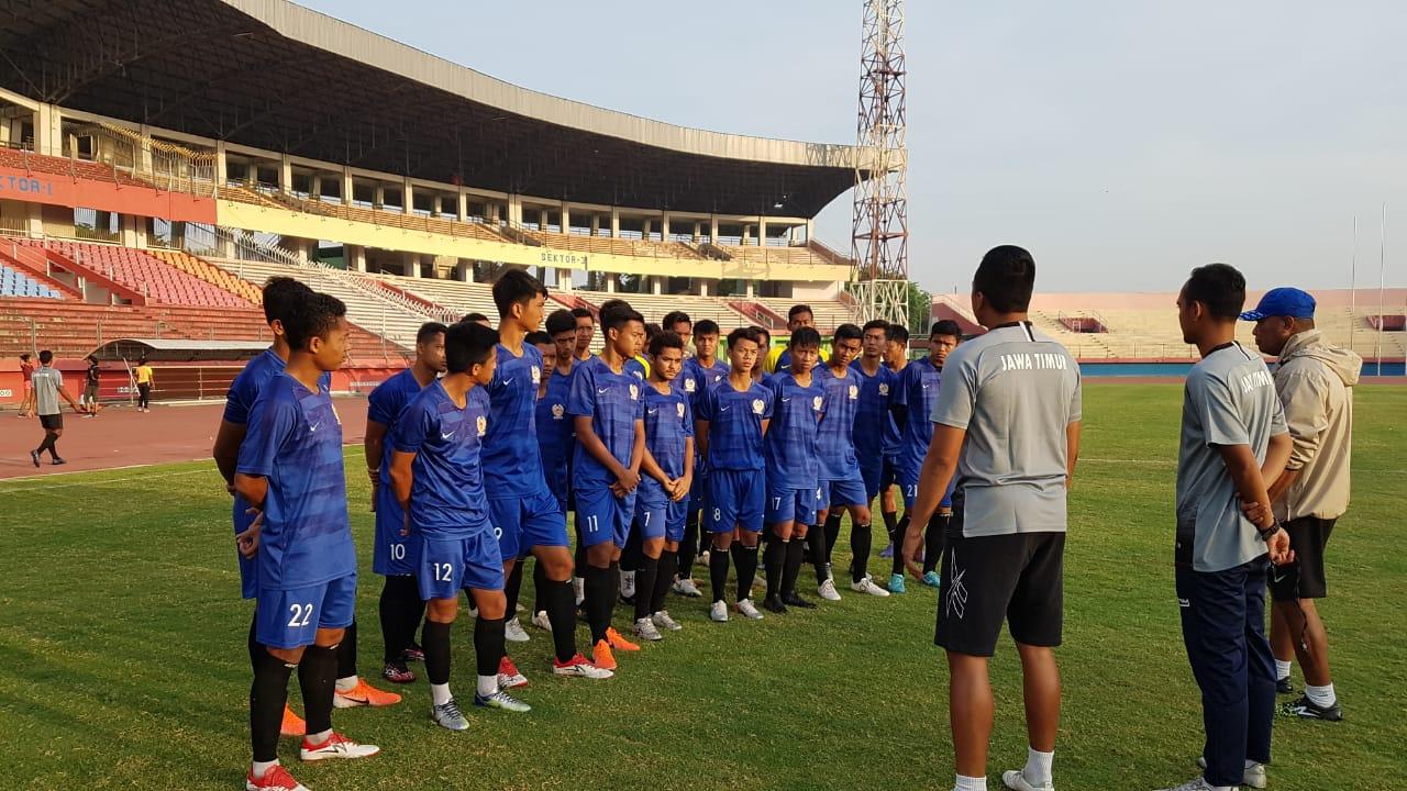 Semeru FC Lumajang Gelar Latihan di Surabaya dan Sidoarjo