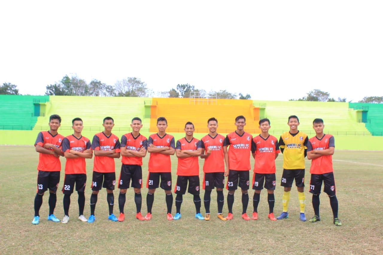 Semeru FC Berondong 7 Gol Tanpa Balas Gawang PORPROV Banyuwangi
