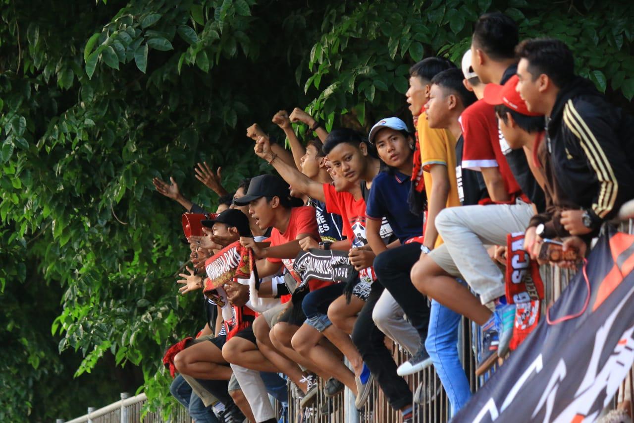 Semeru Mania Lumajang Away Day ke Untung Suropati Jalin Silaturami