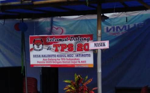 Jokowi Ungguli Prabowo di Sejumlah TPS Pabrik Jatiroto