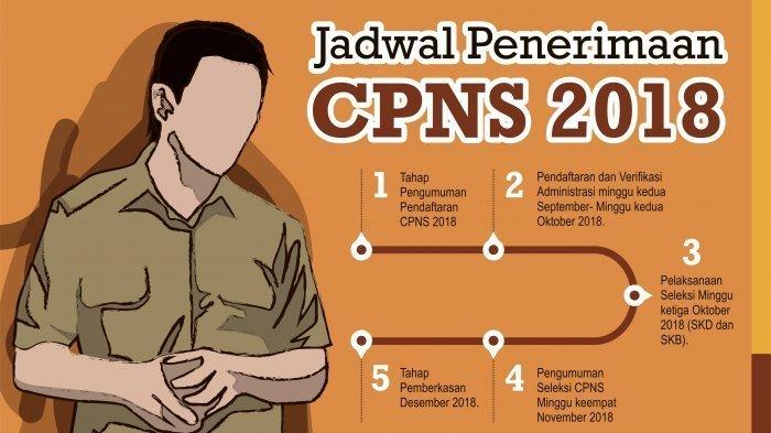 Penerimaan CPNS 2018 di Lumajang Ada 471 Posisi, Ayo Buruan Daftar..!