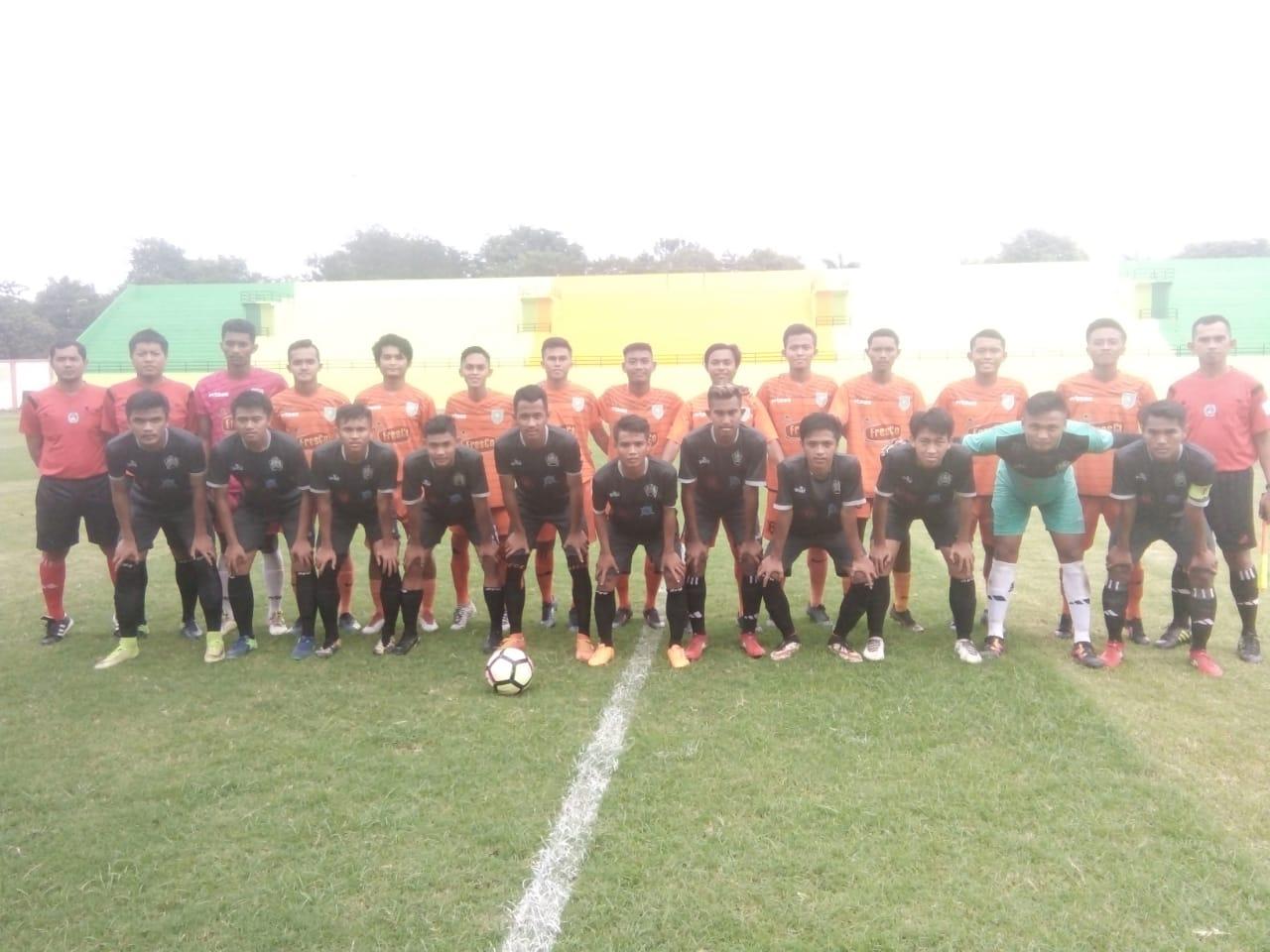 Tim PORPROV Lumajang Dibekuk Pra PON Jatim 0 - 2