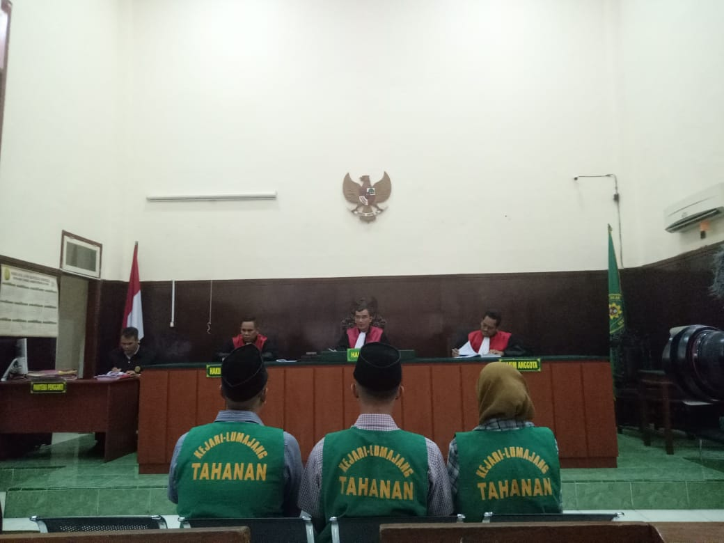 Umi Salma Akui Kesalahannya dan Mohon Hukuman Ringan ke Hakim