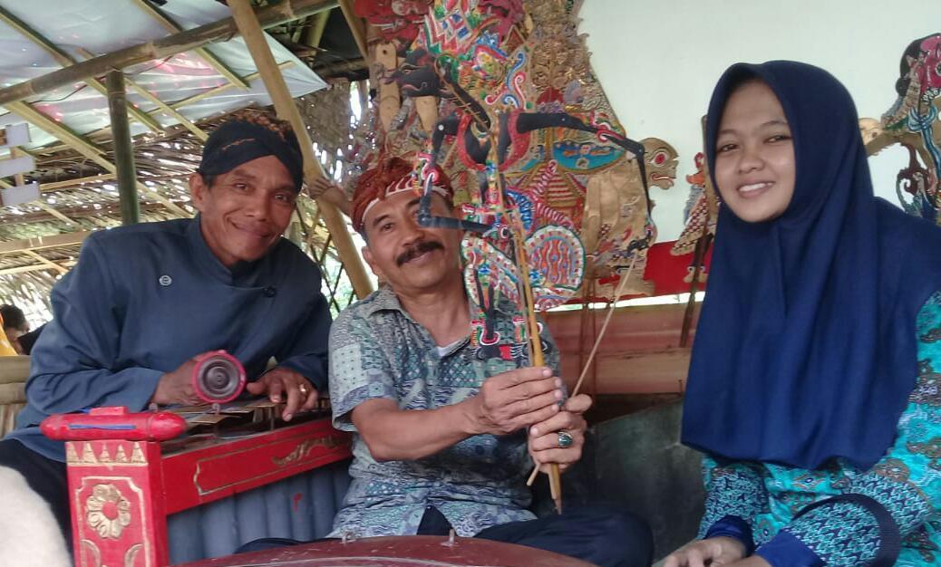 Wayang Loemadjang Djadoel Memikat Hati Para Pengunjung