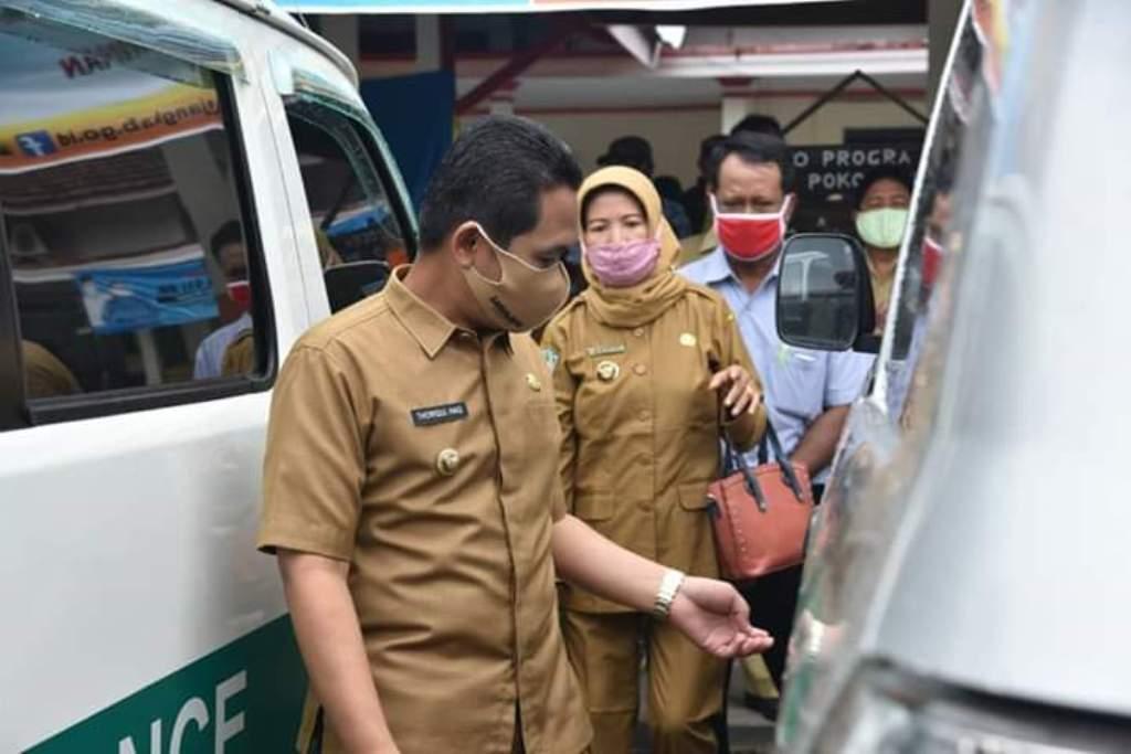 Kades Protes Sulitnya Penggunaan Ambulance Desa ke Luar Lumajang