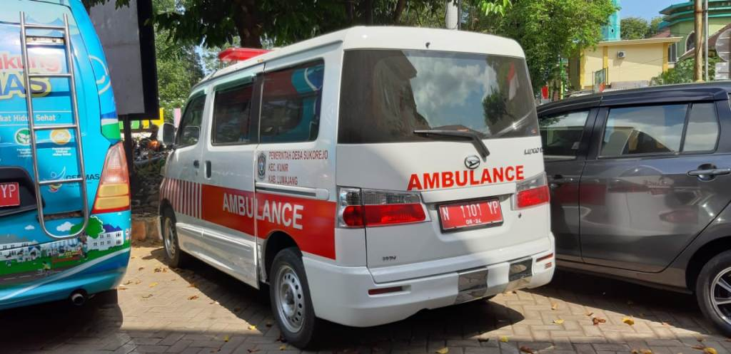 Ambulance Desa Tak Boleh Digunakan Keluar Kabupaten Lumajang
