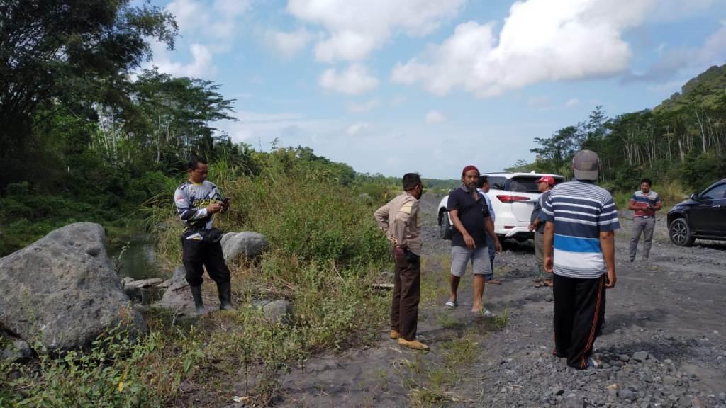 APRI Lumajang Gerak Cepat Survey Jalan Khusus Tambang Pasir