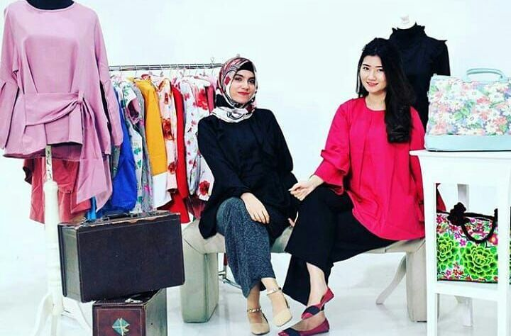 Jelang Ramadhan, Omset Pedagang Baju Muslim Mulai Naik