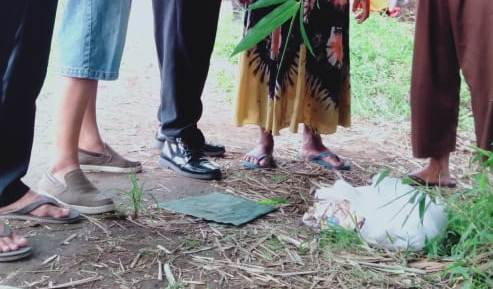 Warga Lumajang Geger Bayi Dibungkus Plastik di Buang di Barongan