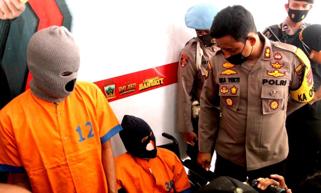 Uang Hasil Begal Sadis 52 TKP di Lumajang Untuk Foya-foya