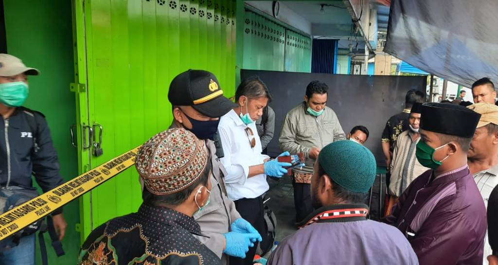 Baku Hantam di BMT Candipuro Lumajang Satu Karyawan Meninggal