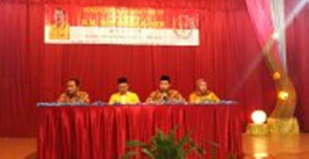Sosialisasi 4 Pilar, H.M Nur Purnamasidi Anggota DPR RI Ajak Warga Jaga Indonesia