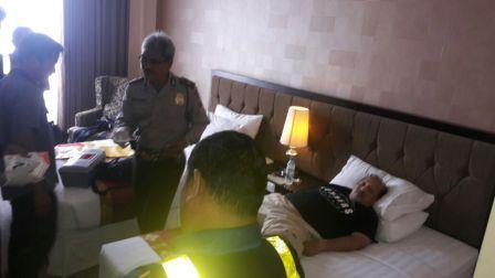 Kepala BRI Pasuruan Meninggal di Kamar Hotel GM Lumajang