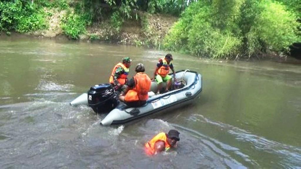 7 Hari Hilang di Sungai Bondoyudo, Mayat Tridi Tak Kunjung Ditemukan