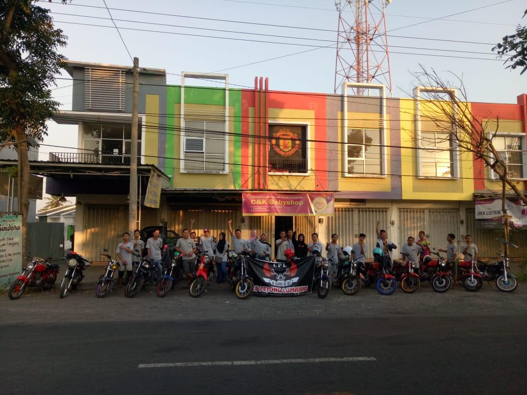 Eksistensi Komunitas CB Peyong Lumajang Tidak Pernah Luntur