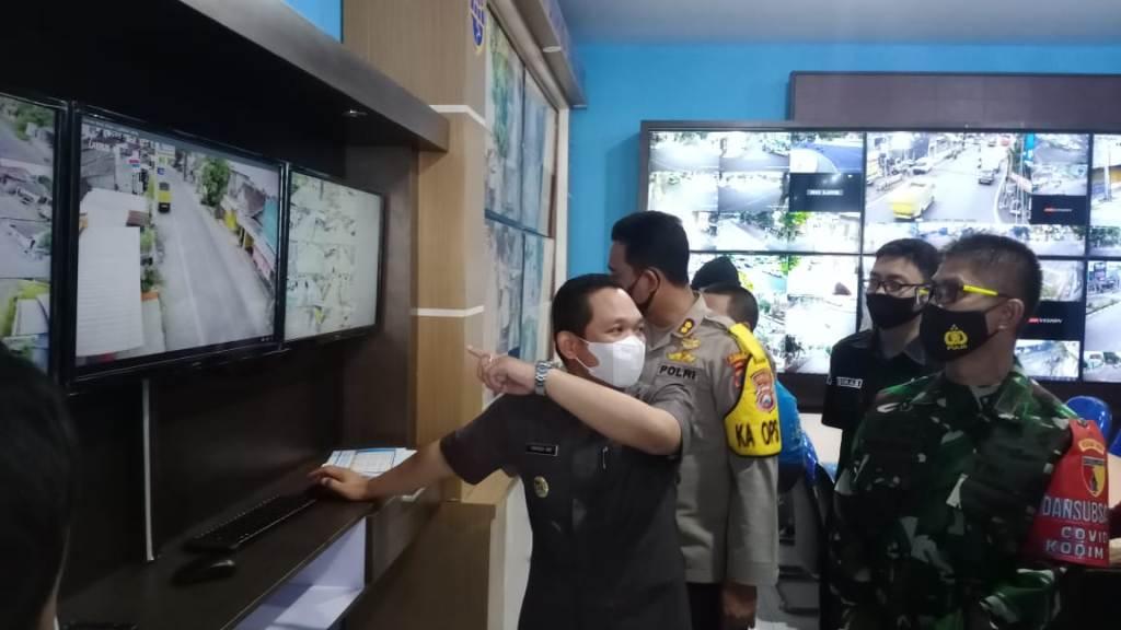 8 Desa di Lumajang Mulai Terpasang CCTV Terkoneksi Dishub dan Polres