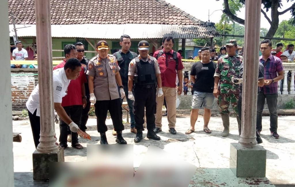 Korban Pembacokan di Condro Lumajang Pembuluh Darah Leher Nyaris Putus