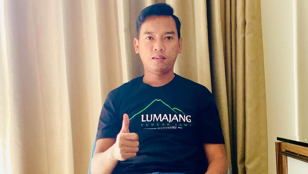 Deddy Firmansyah Apresiasi Kreativitas Kaos Lumajang Puncak Jawa