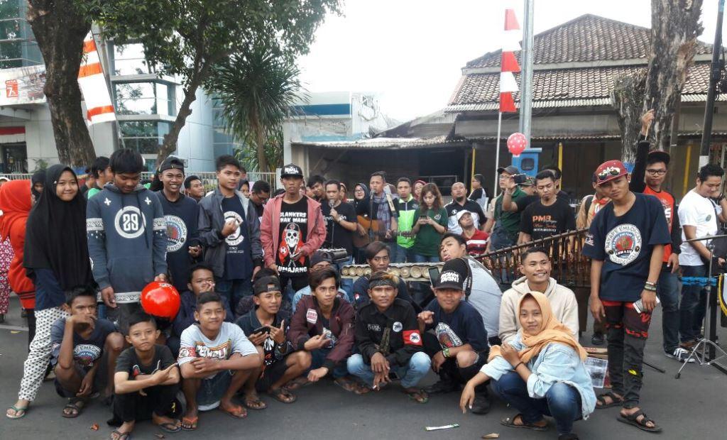 Puluhan Juta Terkumpul dari Donasi Warga Lumajang Untuk Lombok