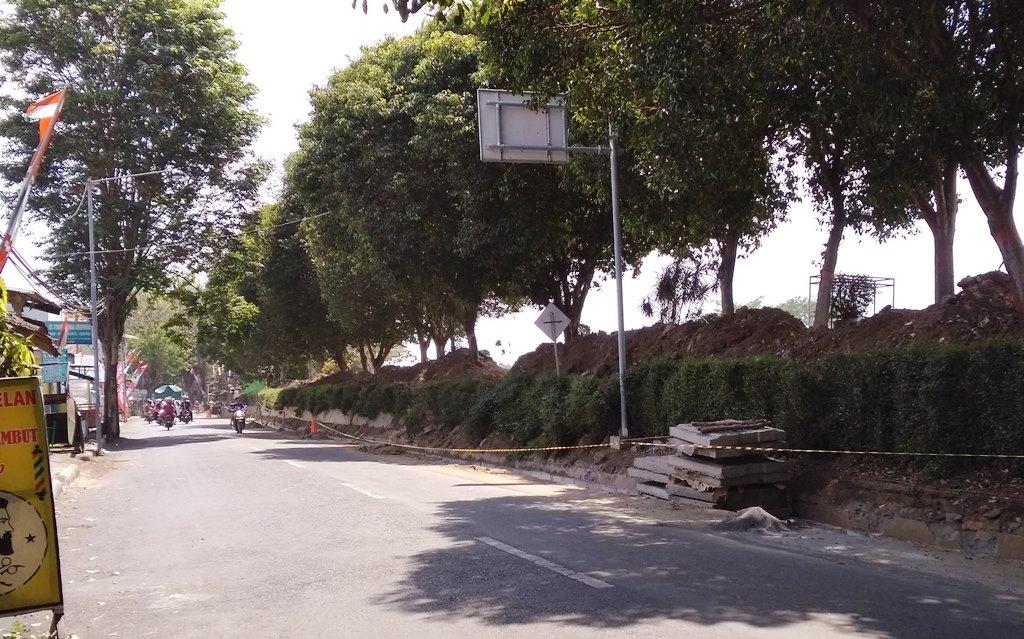 Bangun Drainase Untuk Atasi Banjir Genangan di Kota Lumajang