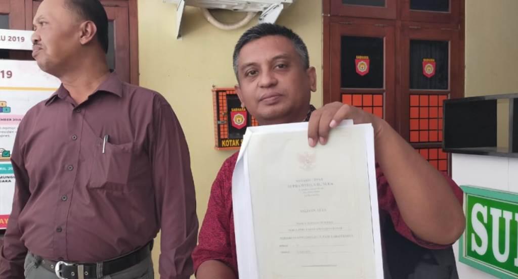 Direktur CV PAK Lumajang Lapor Polisi Dugaan Perubahan Akta Pendirian