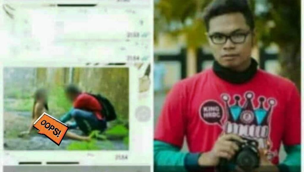 Polisi Temukan Koleksi Video Hunting Foto Bugil Mastenk Dkk