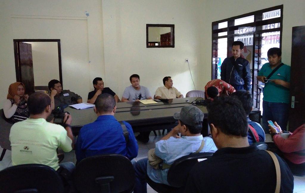 Laporan Dugaan Pelanggaran Mutasi PNS Kandas di Panwaslu Lumajang