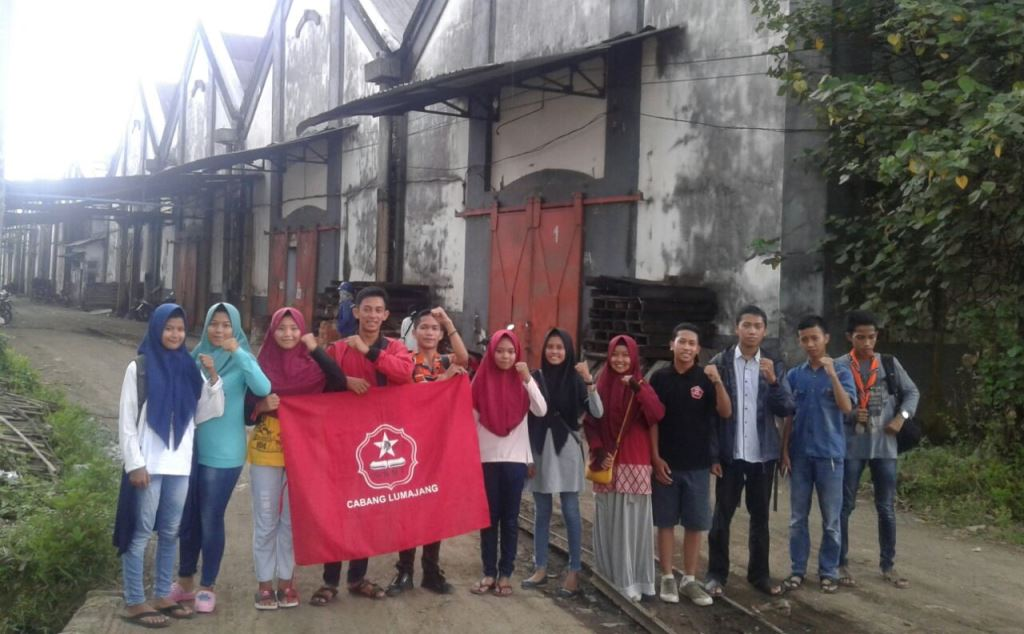 Sambung Rasa, Alumni GSNI Gelar Dialog di Jatiroto-Lumajang