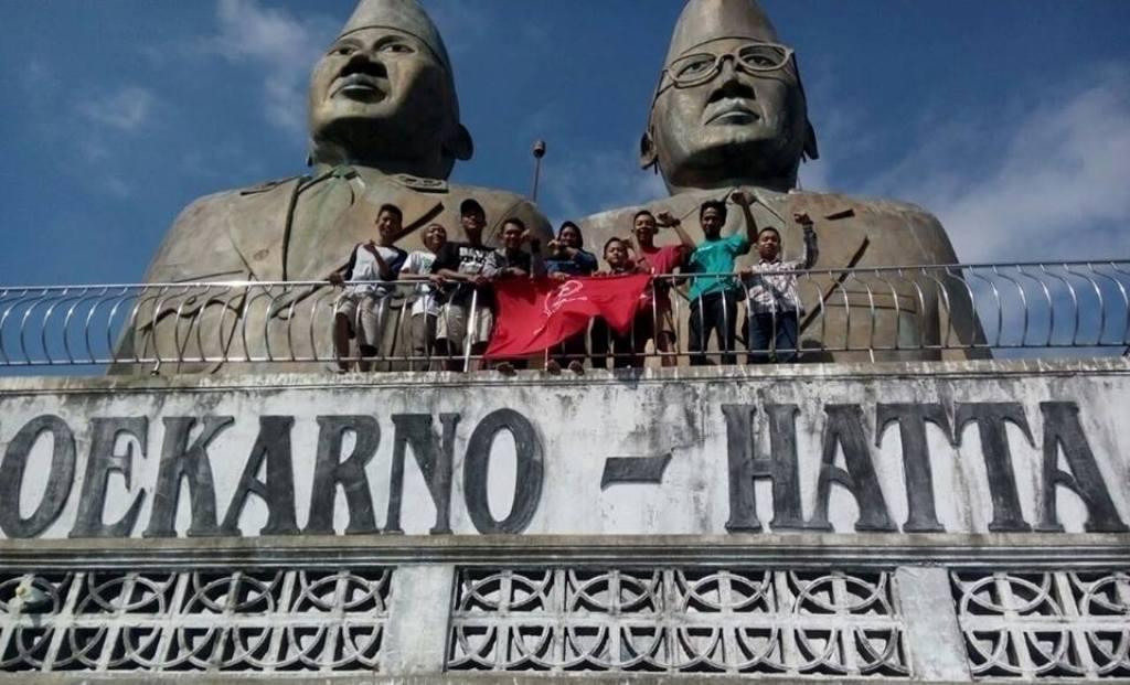 Jalankan Proker, DPC GSNI Lumajang Kunjungi Istana Gebang dan Makam Bung Karno