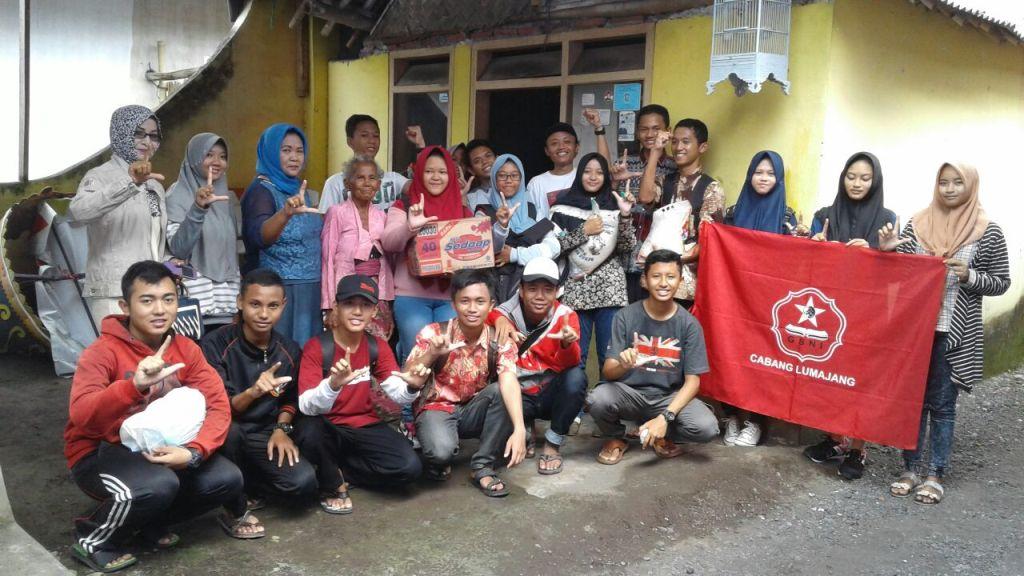 Gerakan Siswa Nasional Indoensia Kabupaten Lumajang