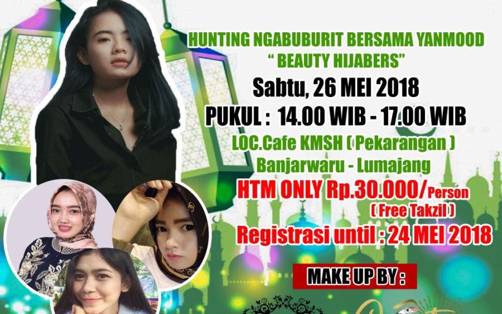 Yuk...! Hunting Ngabuburit Bersama Para Hijabers Cantik