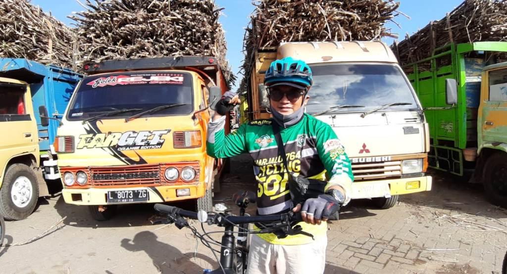 Idris DPRD Lumajang : Gowes Itu Bikin Sehat dan Bahagia