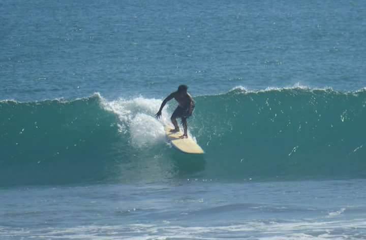 Ombak Pantai Dampar dan Watu Godek Cocok Untuk Berselancar