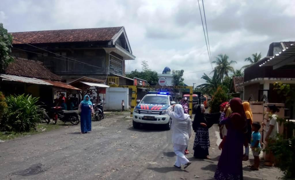 Konflik Penutupan Jalan Tambang Pasir di Desa Jarit Kembali Memanas