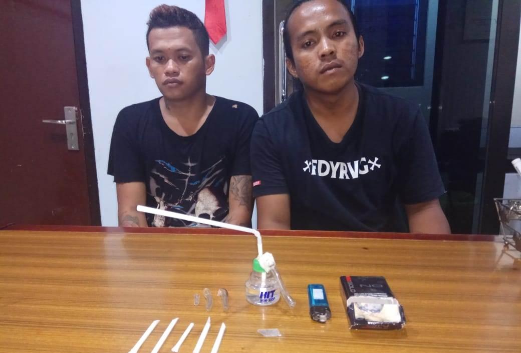 2 Pemuda Purwosono dan Jogoyudan Asyik Pesta Sabu di Dapur