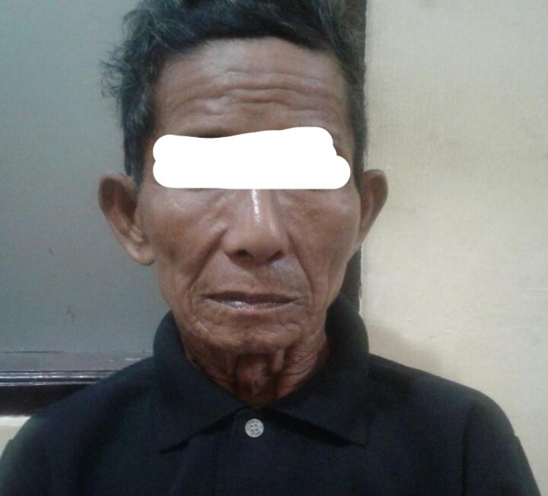 Bejat, Kakek 72 Tahun Warga Tanggung Tega Cabuli Anak TK