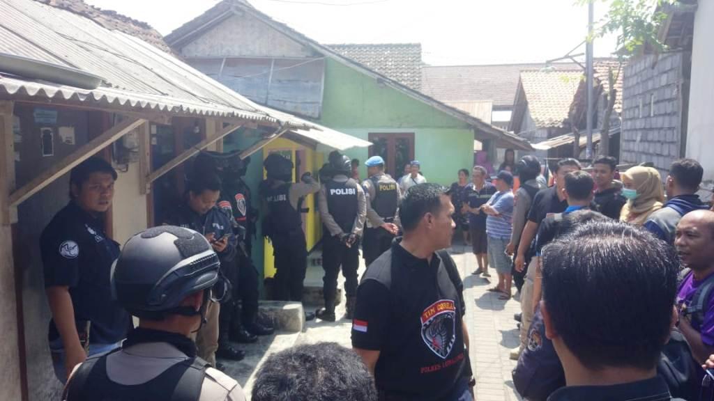 Jaringan Narkoba Sokobanah Diciduk Dikawasan Padat Penduduk Kampung Baru Lumajang