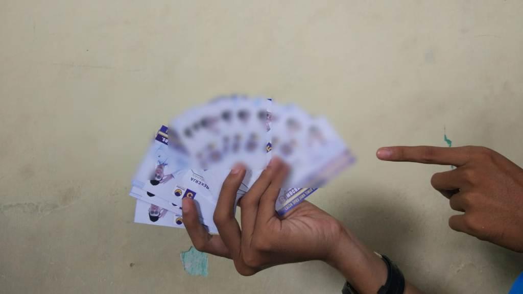 Pemilih Boleh Bawa Kartu Saku ke TPS dengan Catatan..!!
